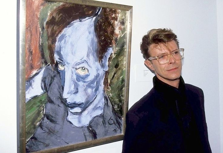 David Bowie Art Collection 003