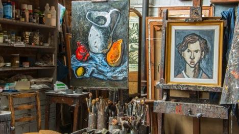 How to Organize Art ARTDEX