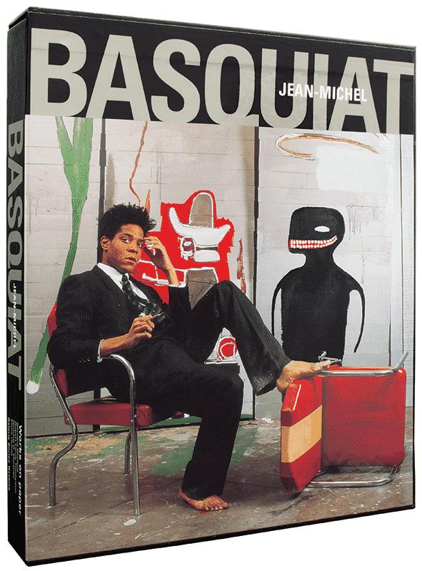 JEAN-MICHEL BASQUIAT Works on Paper. Catalogue raisonne by Marshall, Richard et al. 376 pp.