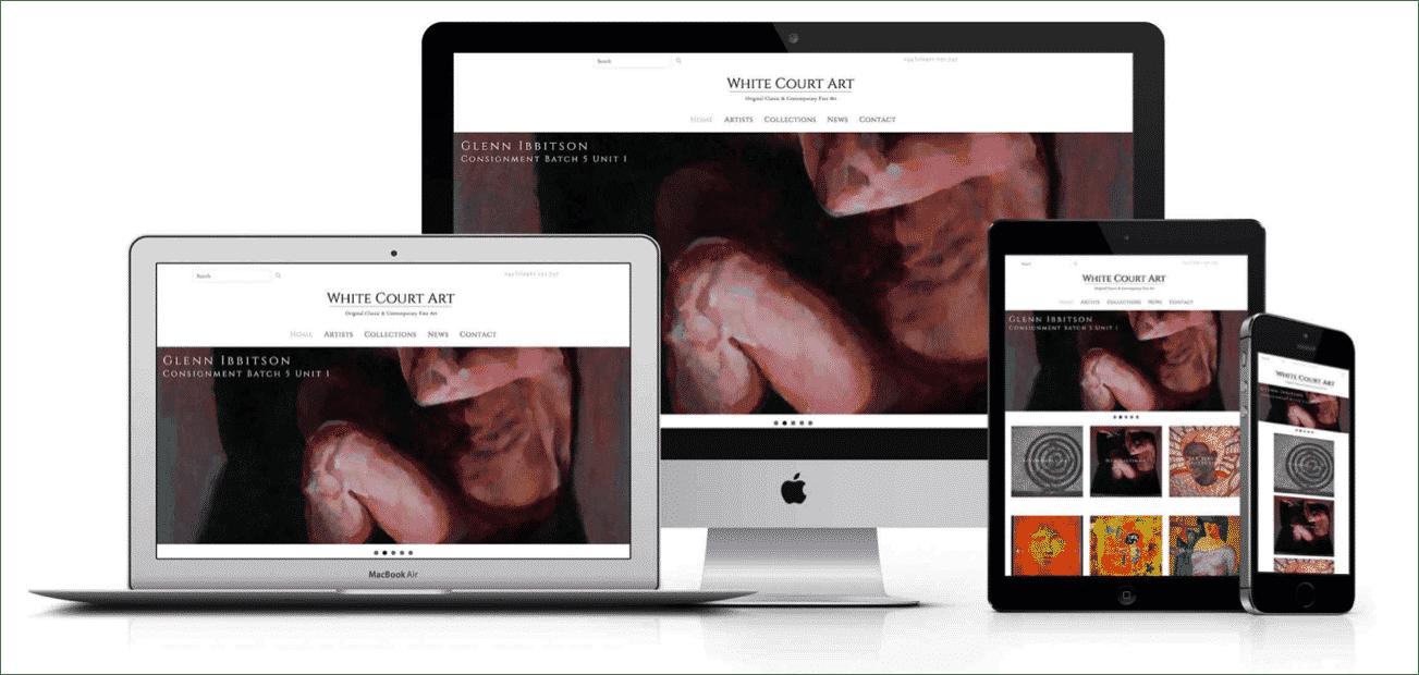 online art companies