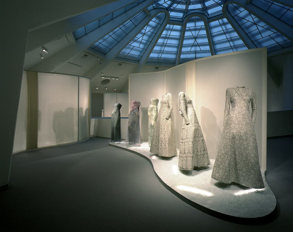 Giorgio Armani Exhibition at the Guggenheim