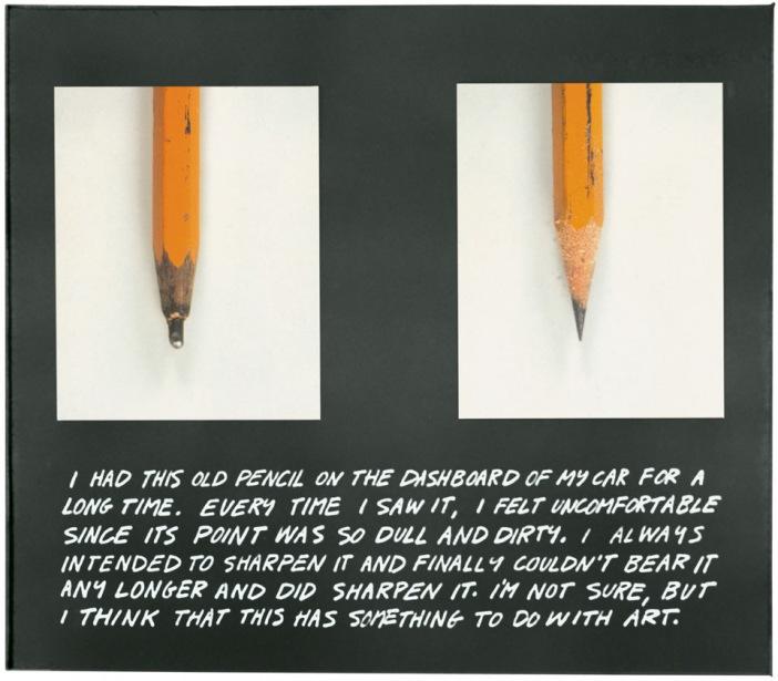 Value Conceptual Art