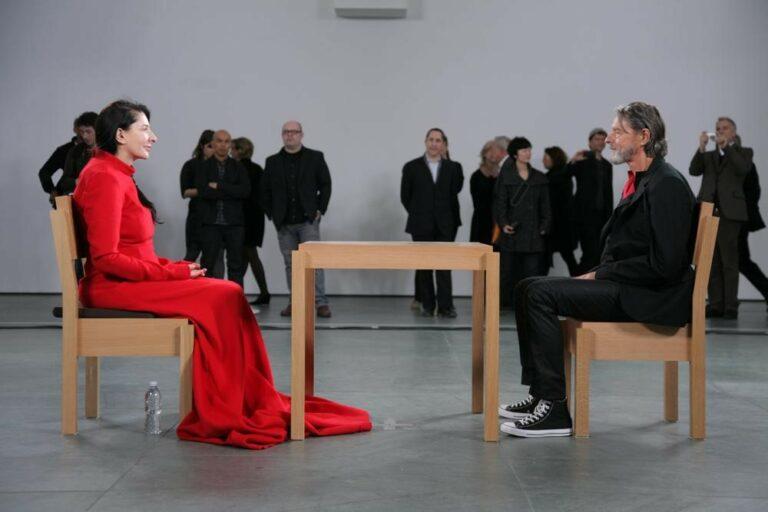 Marina Abramovic Artist is Present MoMA 2010