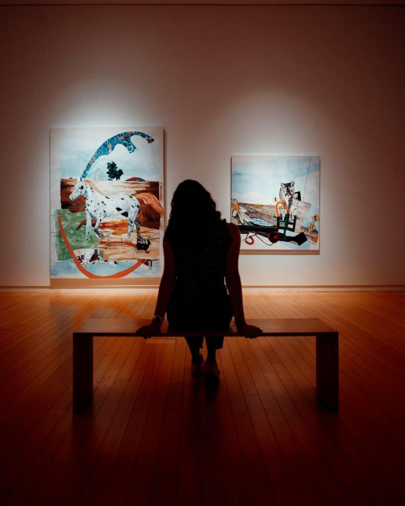 Museum with my love by Blake Cheek @blakecheekk on Unsplash
