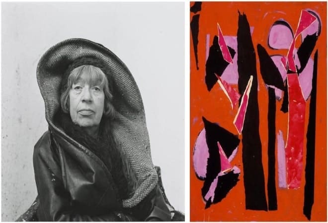 Lee Krasner the Painter: Bright Star in Her Own Right