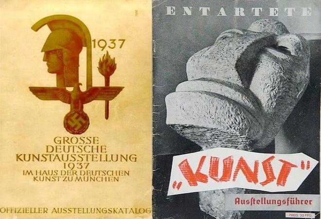 Hitler and the Degenerate Art