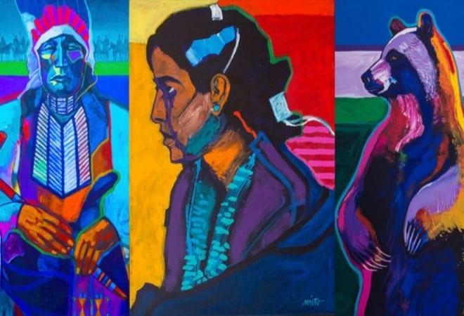 Native American Art, Finally Happening