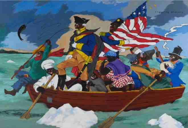 Robert Colescott - Reenvisioning History Painting