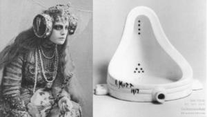 The Dada Baroness - Elsa von Freytag-Loringhoven and Principle of Nonacquiescence